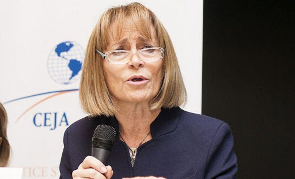 Cámara Federal de Casación Penal: la jueza Angela Ledesma cuestionó al presidente del Tribunal