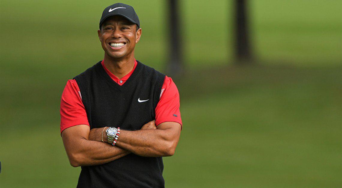 Tiger Woods sufrió un accidente y está hospitalizado en Los Ángeles