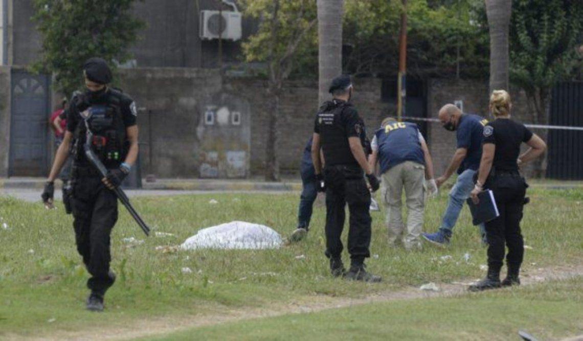 El hombre asesinado fue identificado por la policía como Marcelo Procopp de 41 años.