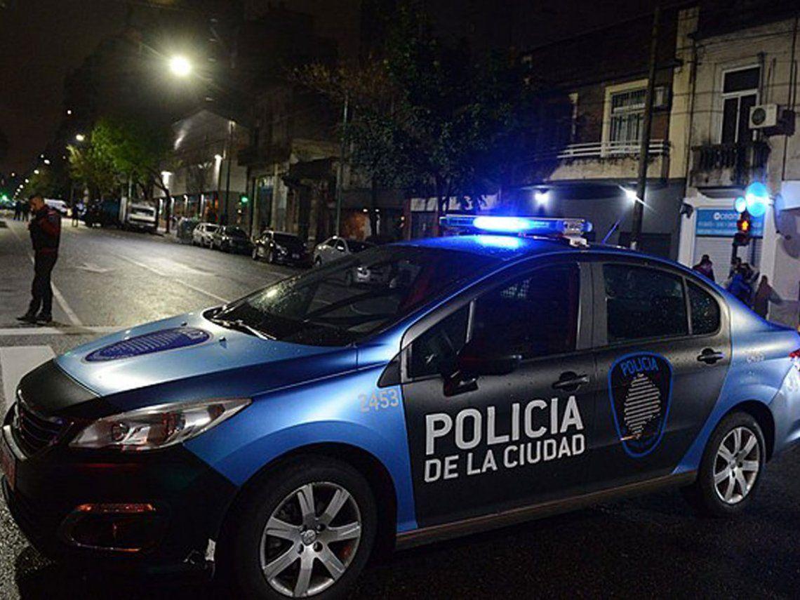 Policía de la Ciudad:Dos detenidos por entradera en Recoleta.