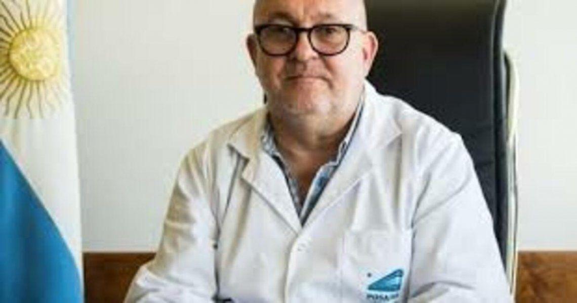 Maceira declaró en Comodoro Py sobre la vacunación en la sede del Ministerio de Salud.