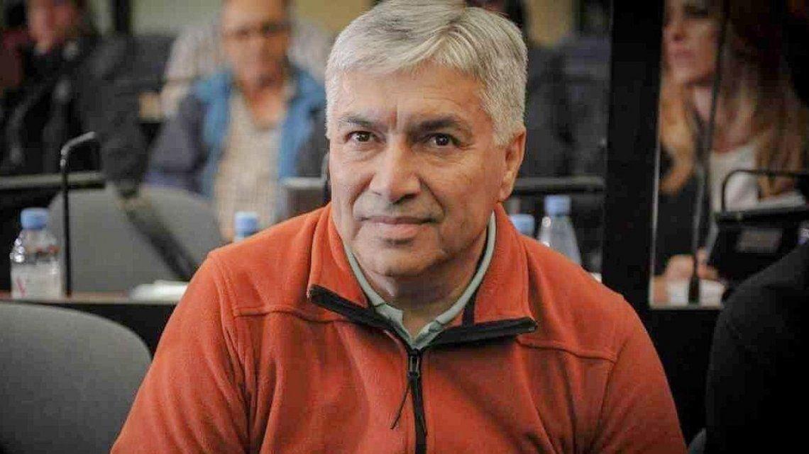 Lázaro Baéz fue condenado a 12 años de prisión.