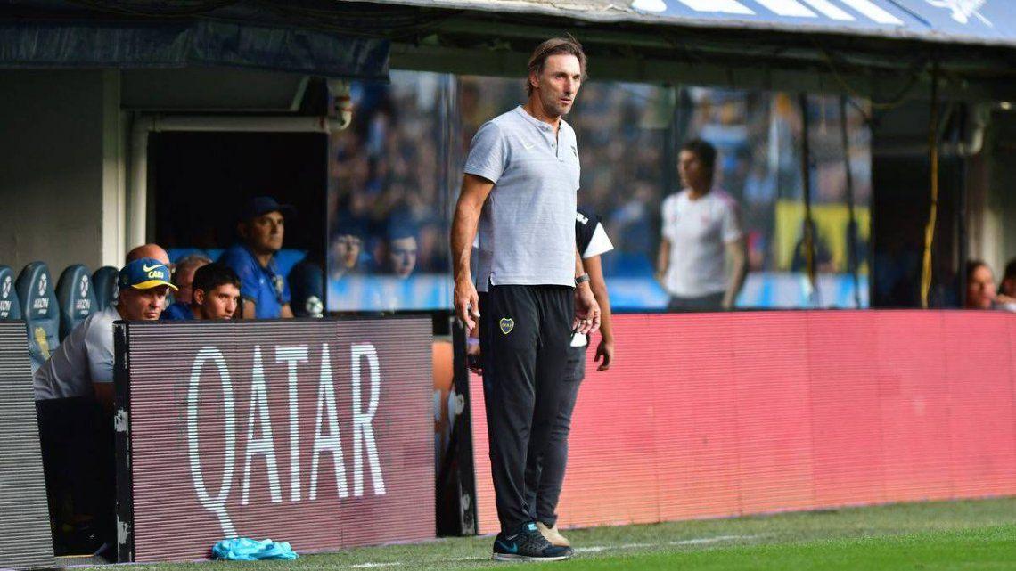 Boca: El Flaco Schiavi no le hará juicio al club.