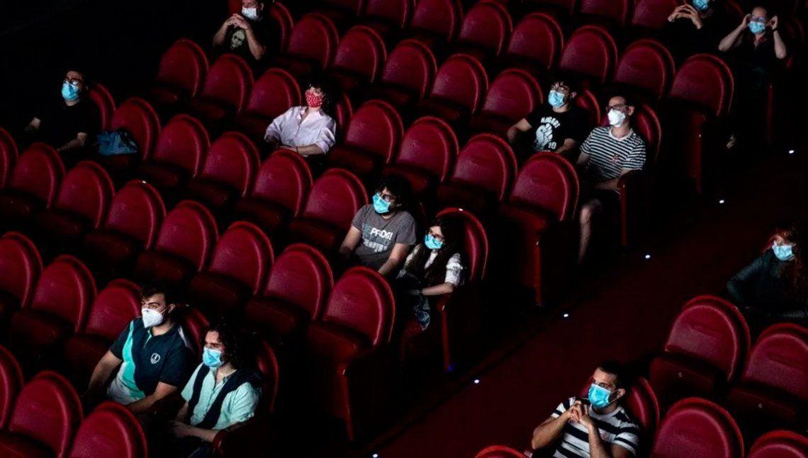Vuelve el cine a la Ciudad y a la provincia de Buenos Aires