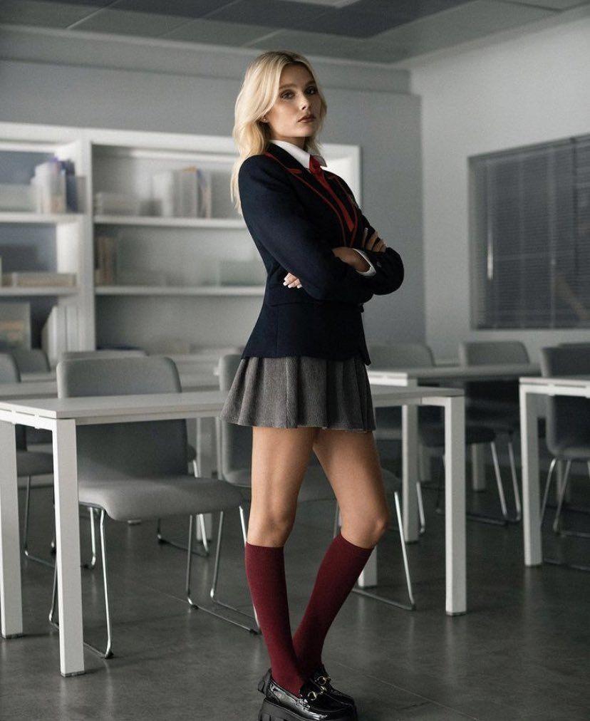 """La actriz ya había participado en anteriores series como """"Casi Ángeles"""" y """"Soy Luna""""."""