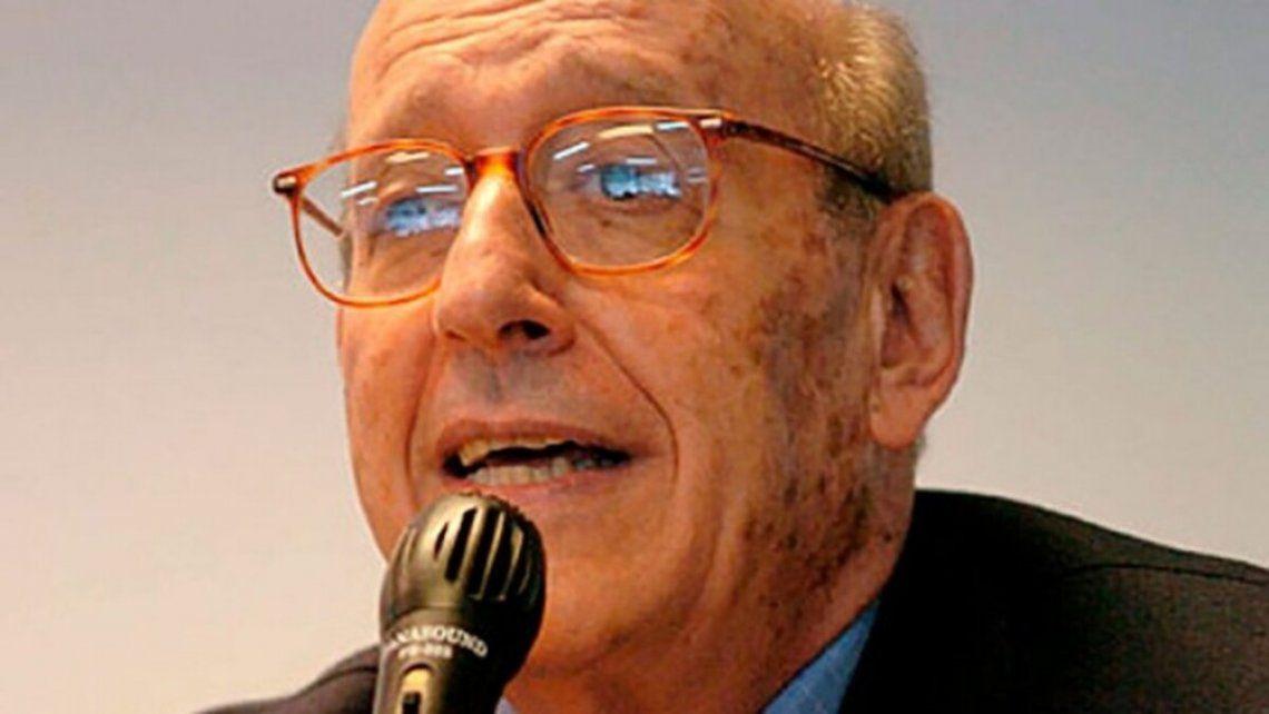 José Nun falleció a los 86 años.