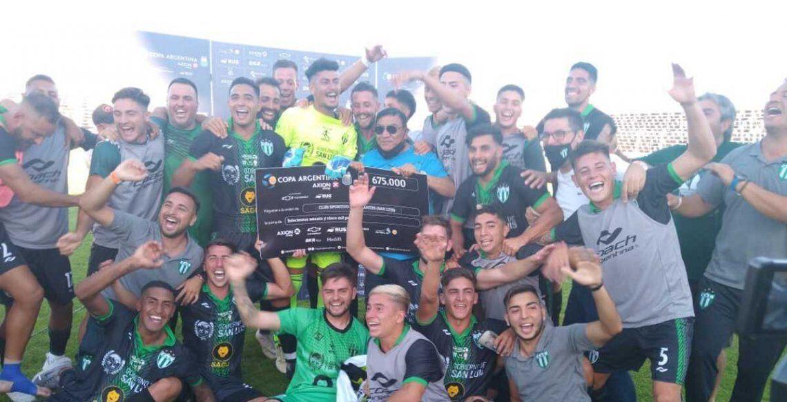 Estudiantes de San Luis sorprendió al Globo.