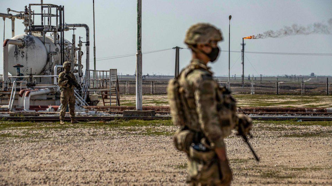 El ataque aéreo de EE UU contra milicias de Irak deja 22 muertos.