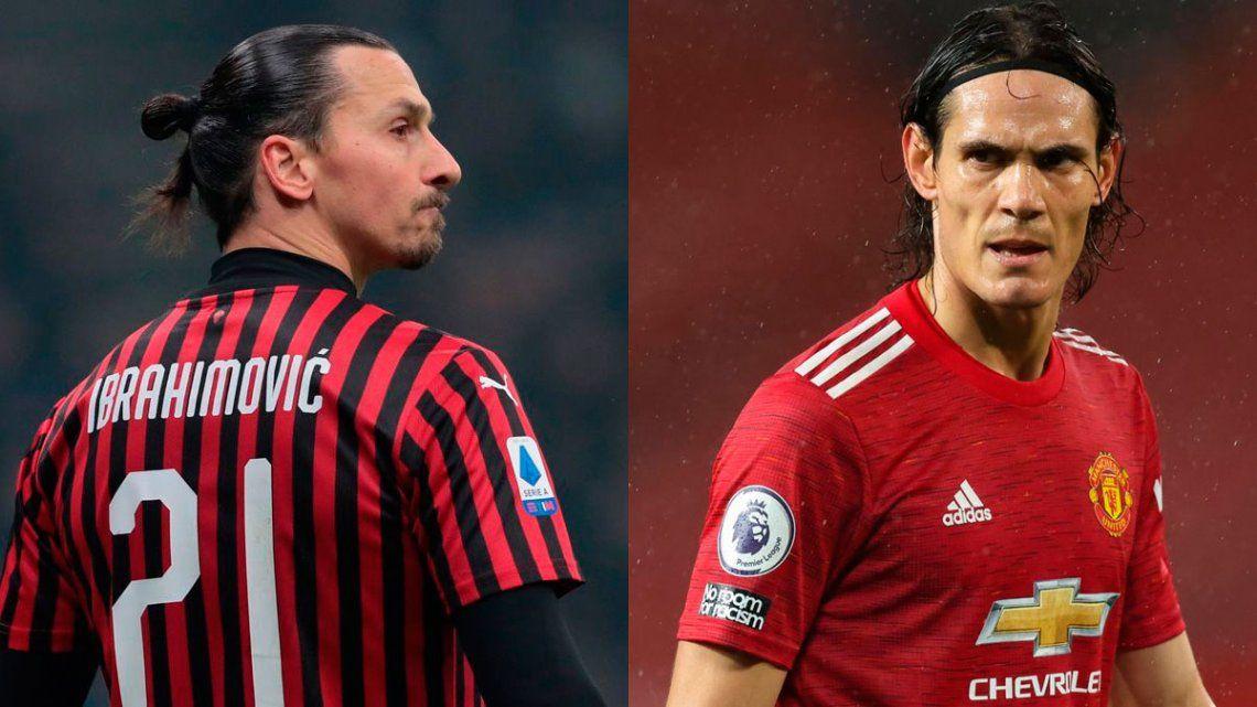 Europa League: Manchester United ante Milan, el choque destacado de los octavos de final