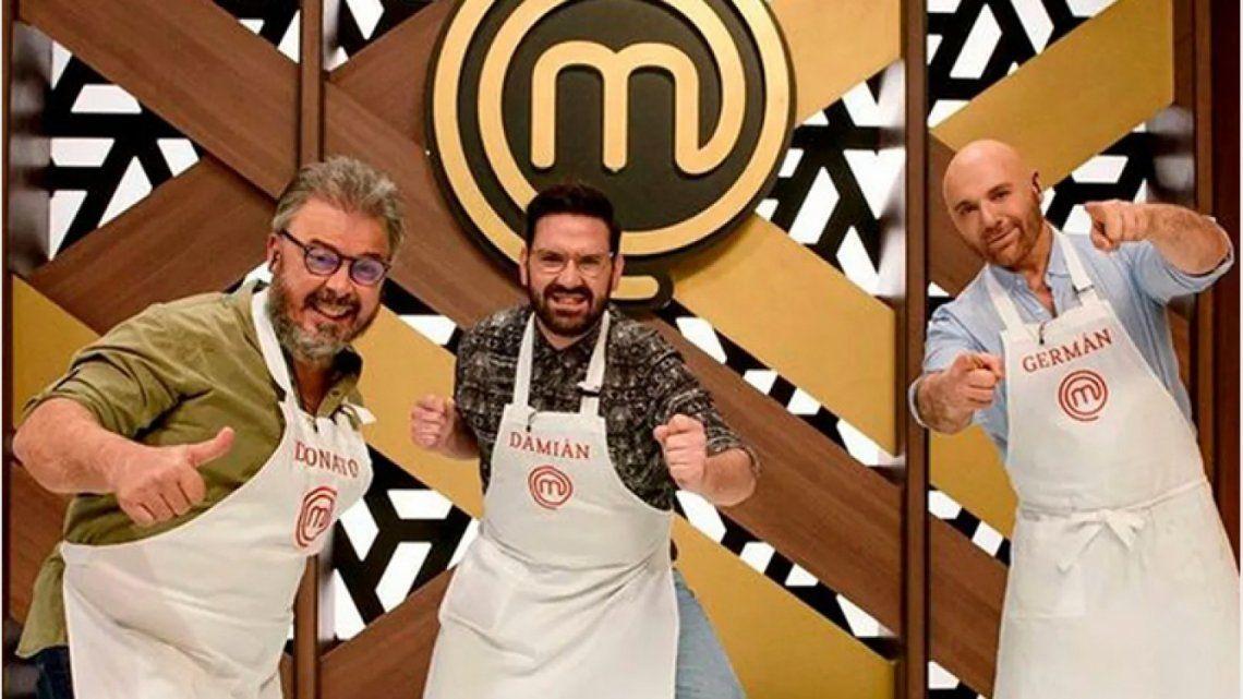 El certamen de cocina Masterchef Celebrity arrasó nuevamente con el rating.