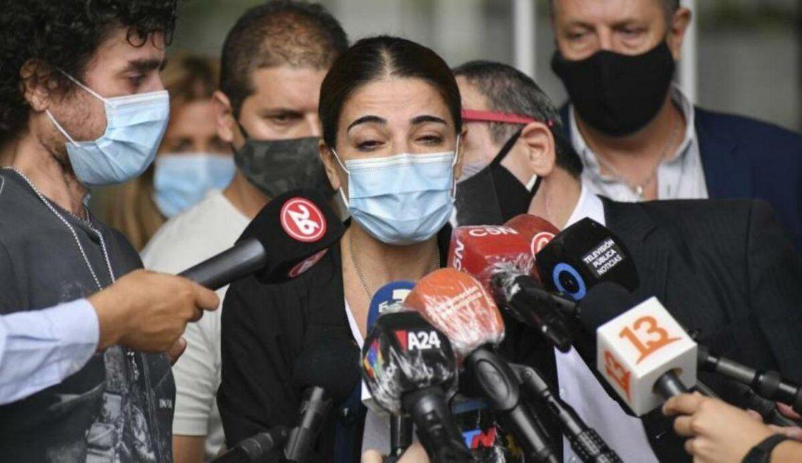 La hija del ex presidente Menem aseguró que pagará la recompensa por la devolución del anillo.