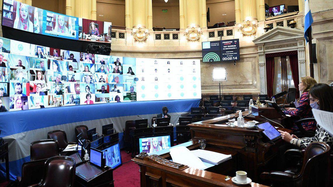 El Senado dió dictamen favorable para los pliegos de 22 jueces y camaristas propuestos por el Gobierno