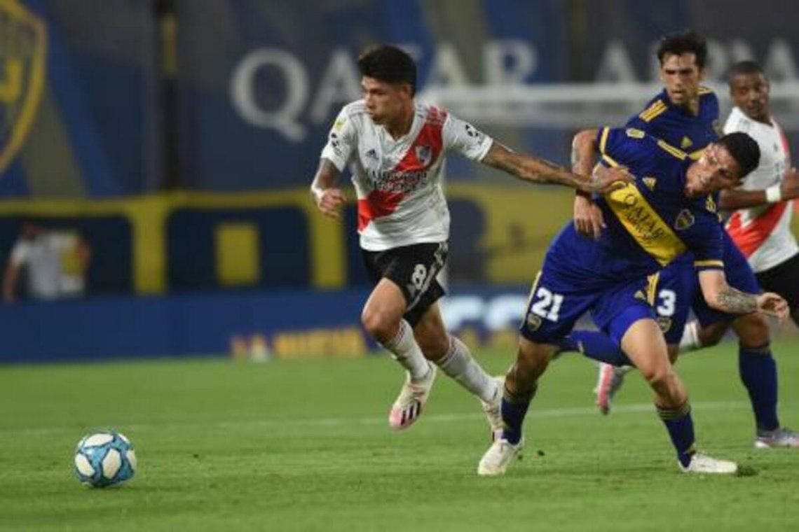 Boca y River disputarán el primer súper de la temporada.