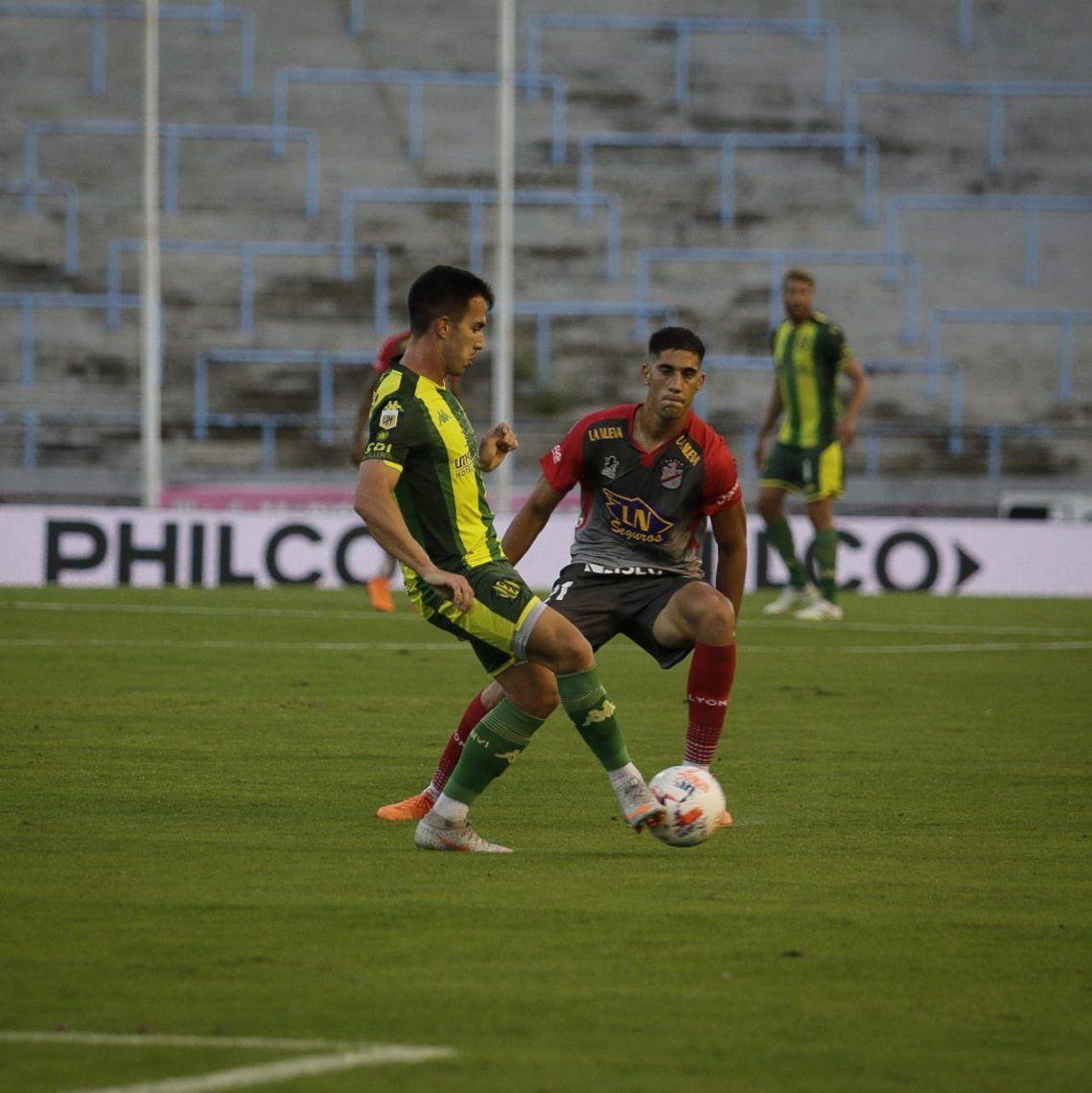 Aldosivi terminó goleando en Mar del Plata