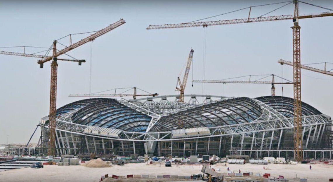 Qatar: The Guardian denunció la muerte de más de 6.500 trabajadores en las obras del Mundial 2022