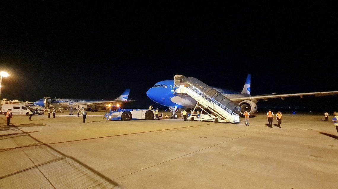Sputnik V: Dos Airbus 330 de Aerolíneas Argentinas arriban este sábado a Moscú en busca de más vacunas