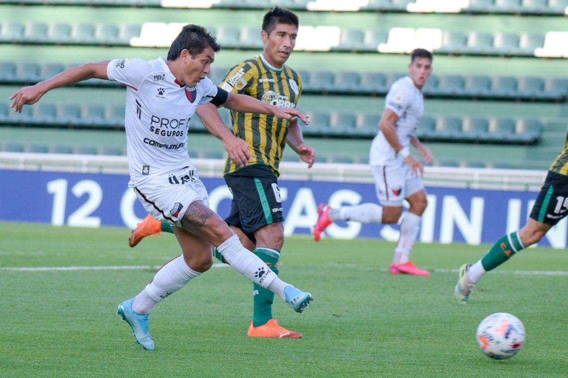 Pulga Rodríguez marcó su segundo gol del torneo.