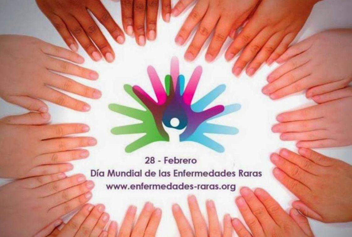 28 de febrero: Día Mundial de las Enfermedades Raras.