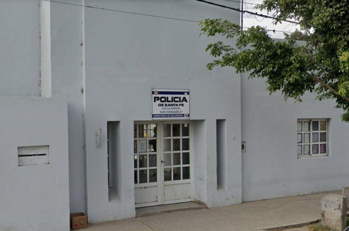 La celda de la Subcomisaría tiene capacidad para 16 personas pero había 40 presos.
