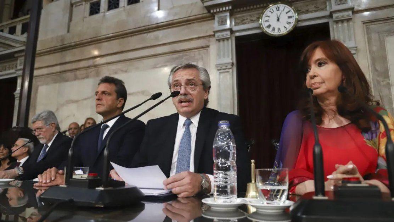 Alberto Fernández se presentará por tercera vez ante la Asamblea Legislativa.