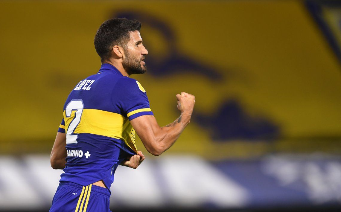 Una nueva fecha de la Copa de la Liga Profesional en fotos