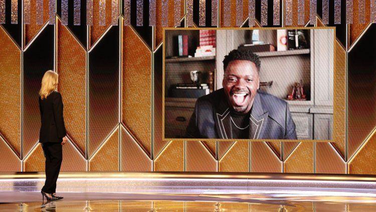 Mejor actor de reparto en cine: Daniel Kaluuya, por Judas y el Mesías negro