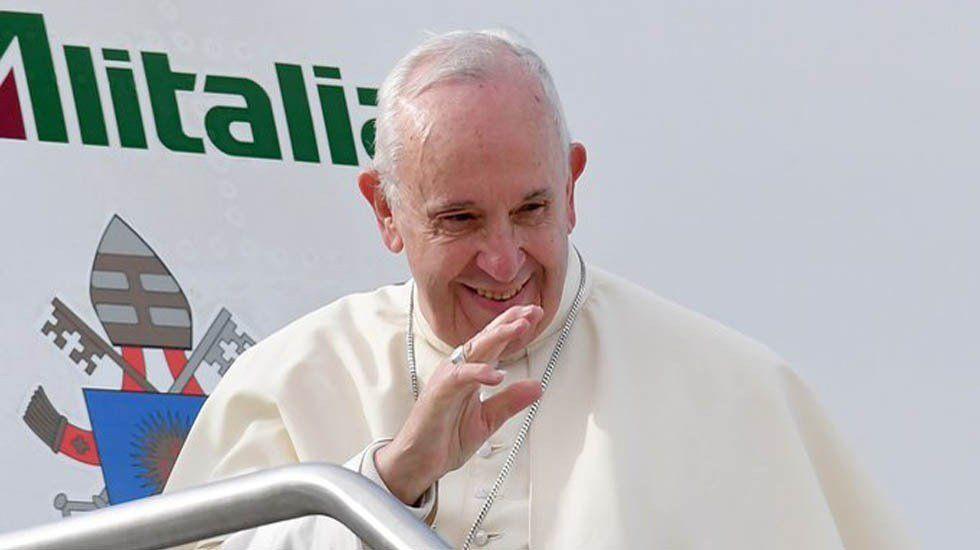 El Papa Francisco viaja Irak