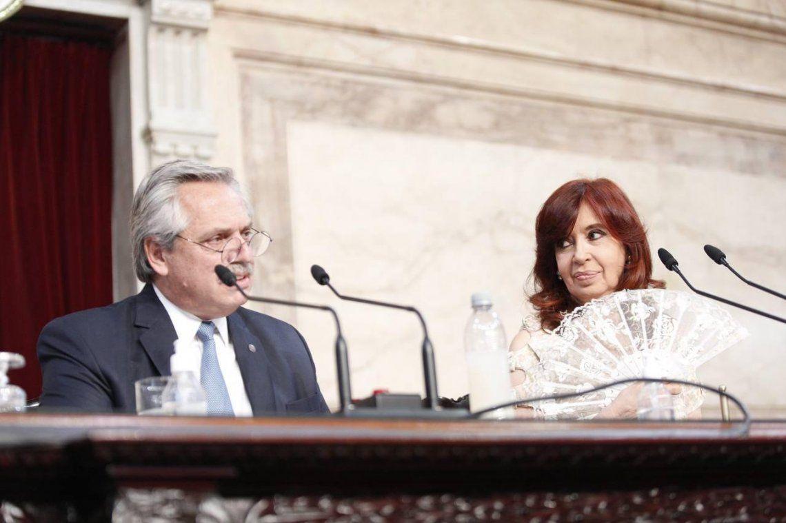 Alberto Fernández advirtió que no se dejará aturdir por las críticas mal intencionadas