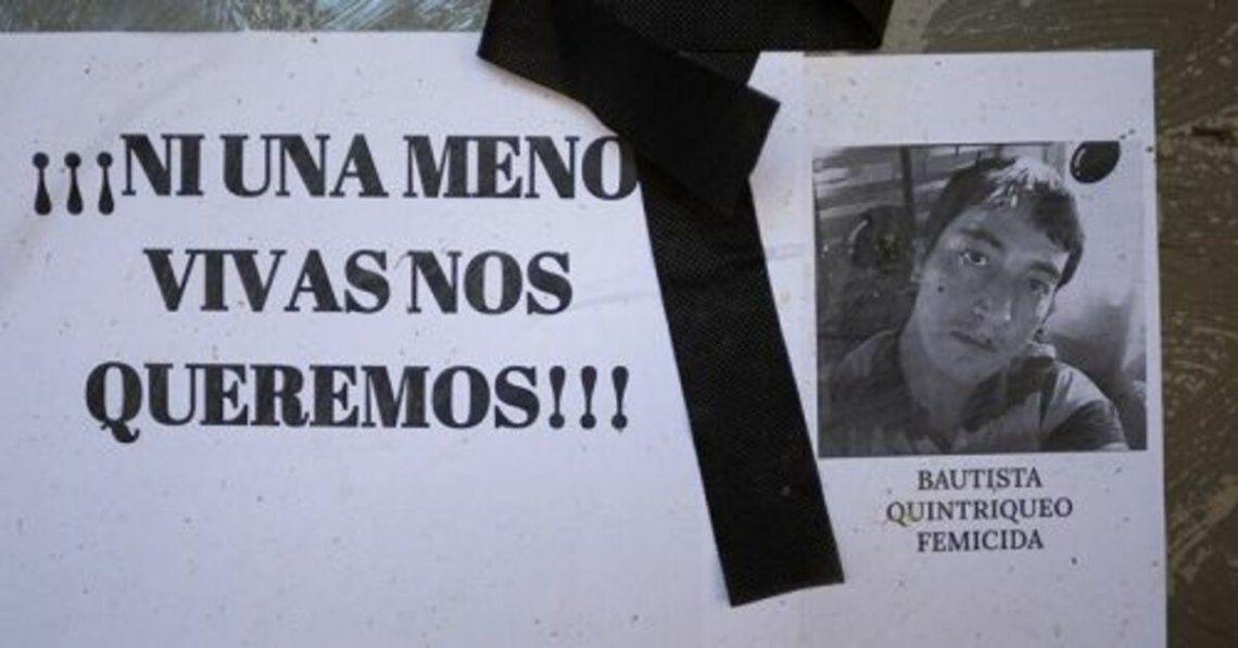 Guadalupe Curual había denunciado a su ex