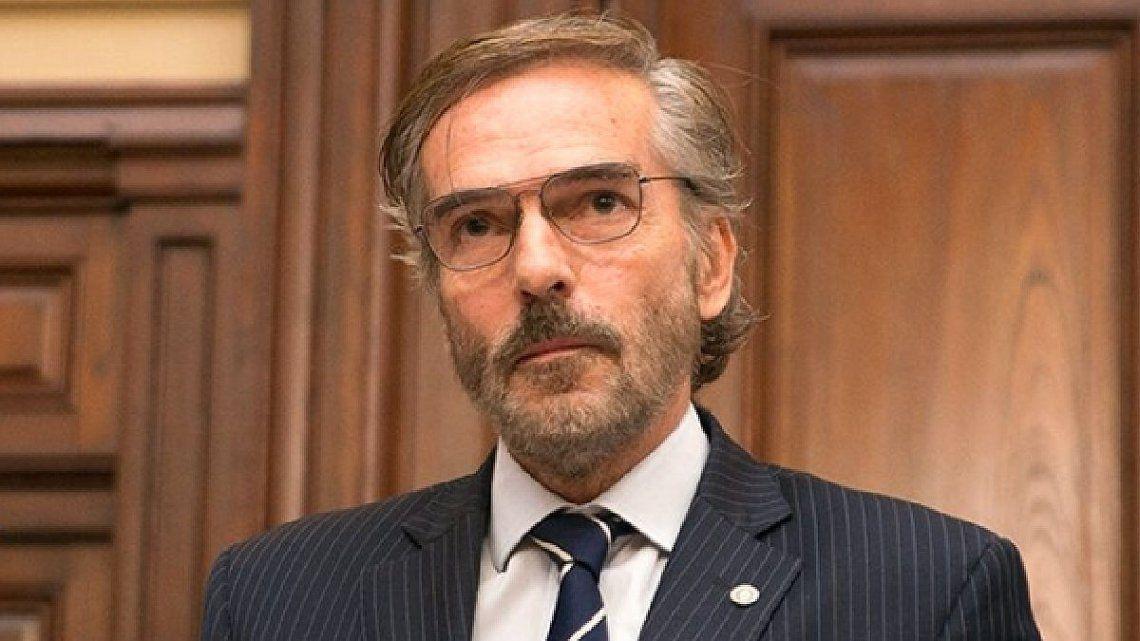 Piden la renuncia de Gustavo Hornos a la presidencia de la Cámara de Casación