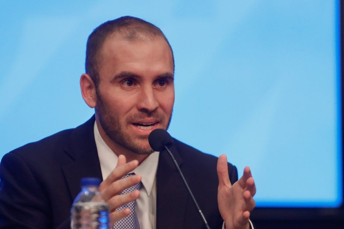 Martín Guzmán ve estabilidad cambiaria para 2021