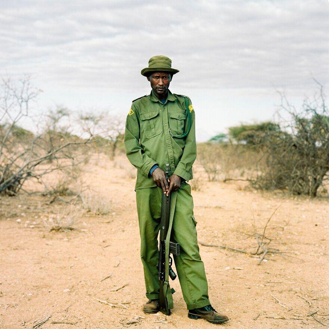 Ranger Adamson (3er lugar / Analógico / Cine / Retrato)