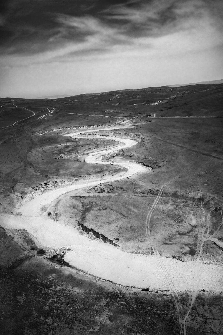 Dry River (3er lugar / Analógico / Cine / Paisaje)