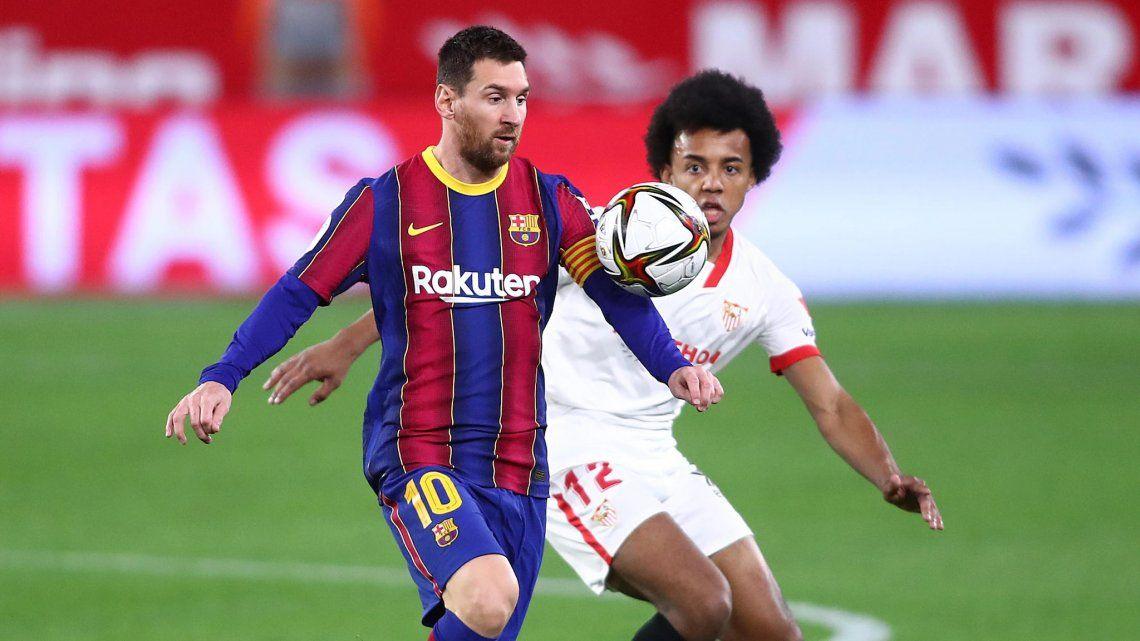 Barcelona busca revertir la serie contra Sevilla en la Copa del Rey