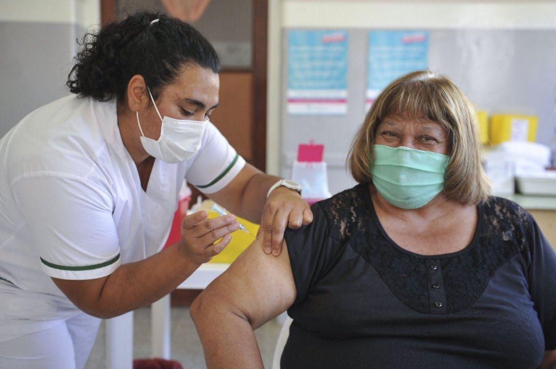 ARBA impulsa la vacunación contra el coronavirus
