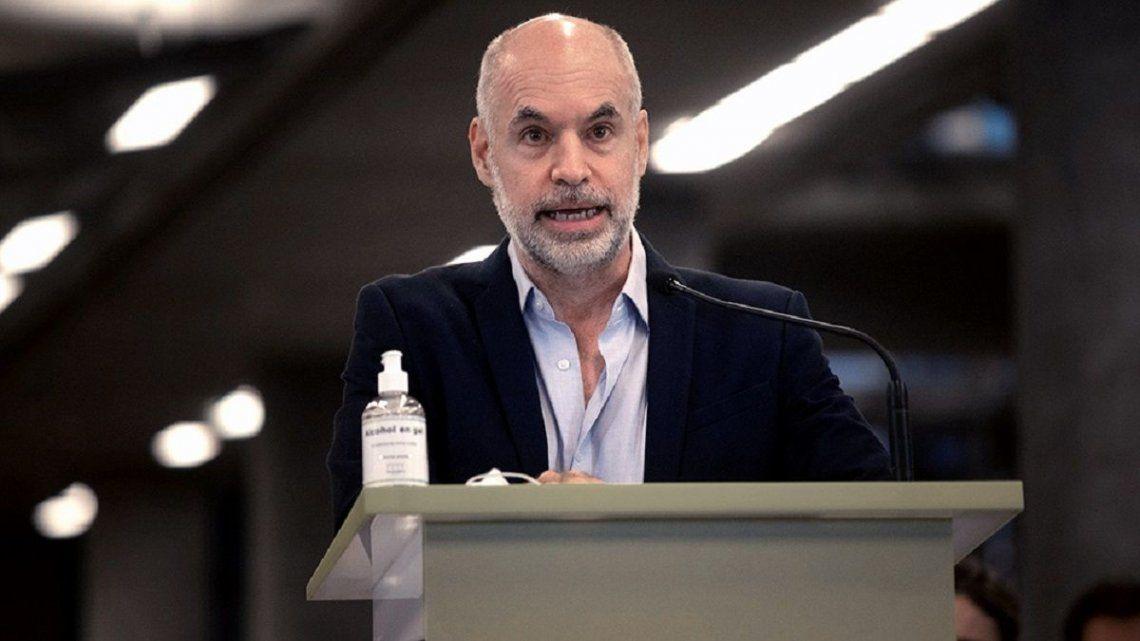 Larreta marcó su postura en relación al pedido formulado al Congreso por el presidente Alberto Fernández.