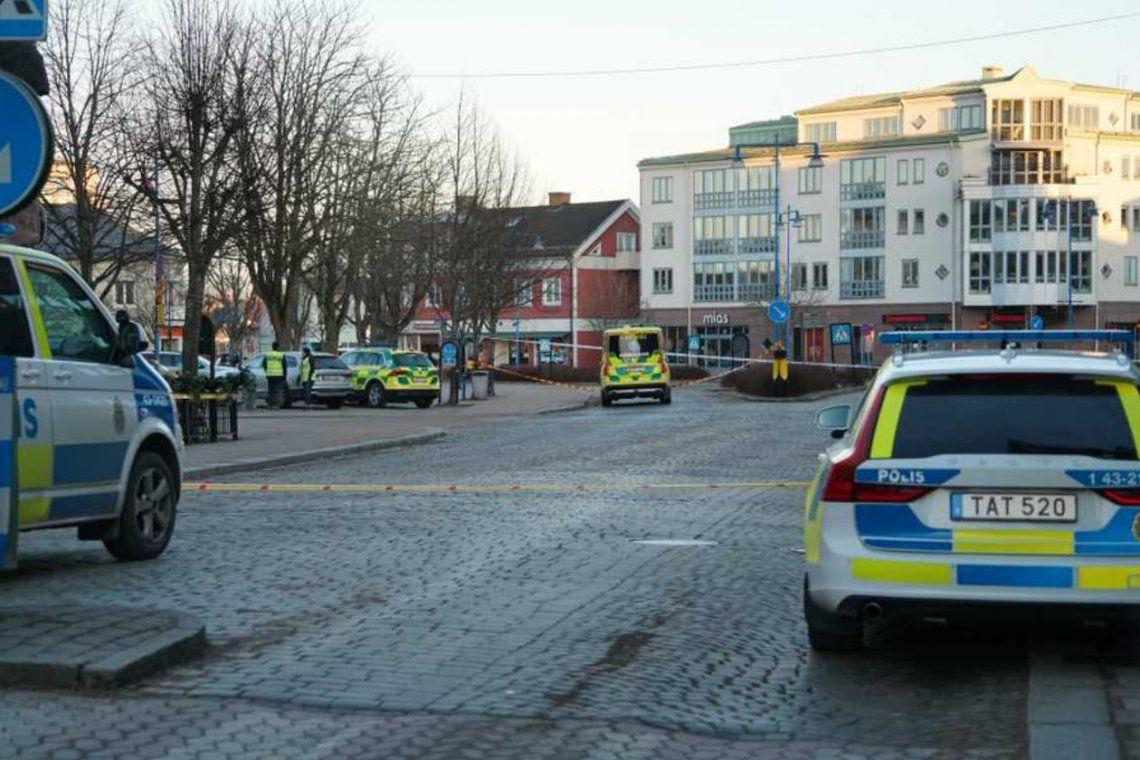 Suecia: la Policía investiga un ataque terrorista.