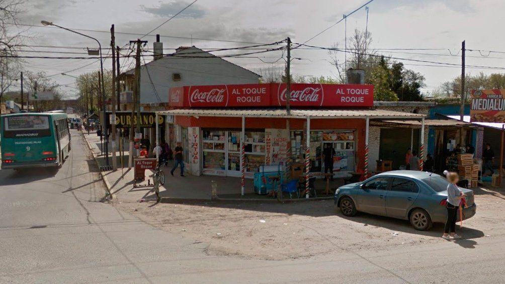 Pilar: asesinan al empleado de un kiosco.