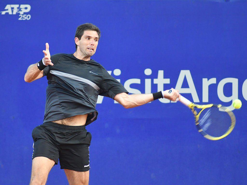 Federico Delbonis quedó eliminado del Argentina Open (IAM)