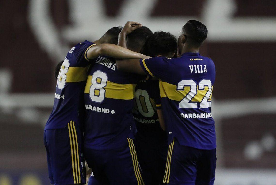 Boca sufrió más de la cuenta pero avanzó en la Copa Argentina.