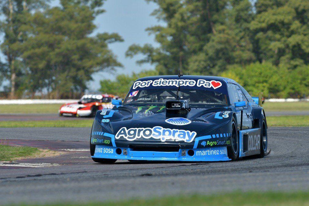Alberto Canapino viene de ganar en La Plata en el Turismo Carretera