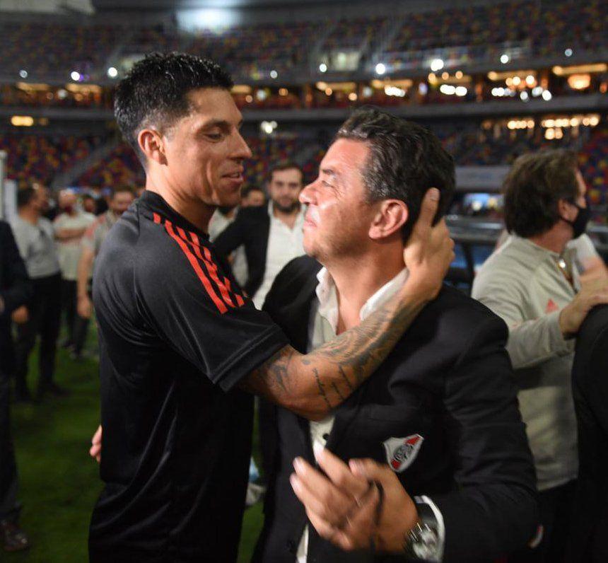 Otro título más para River y para Marcelo Gallardo