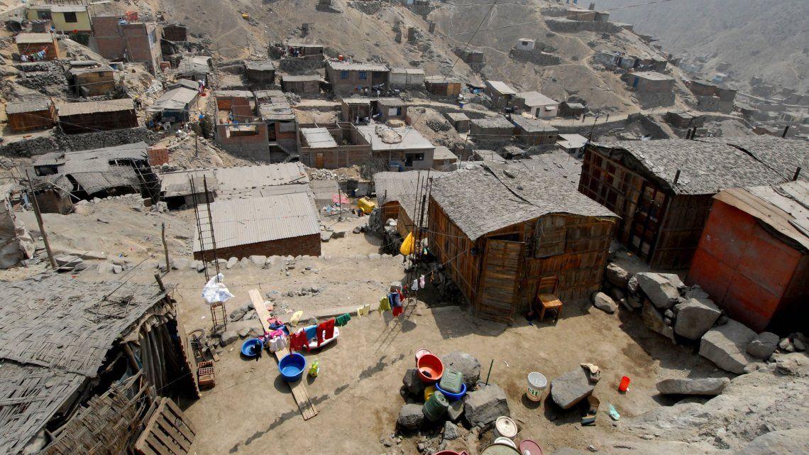 Pobreza: América Latina retrocede 12 años a causa de la pandemia