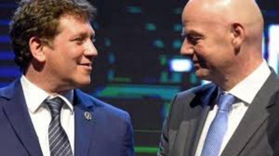 Conmebol acudió a FIFA para definir el conflicto.