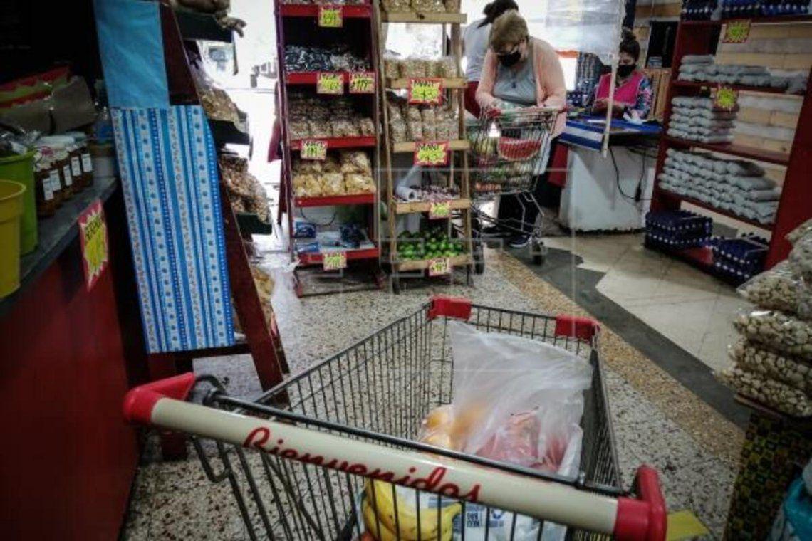 La inflación proyectada para todo el año bajó al 48
