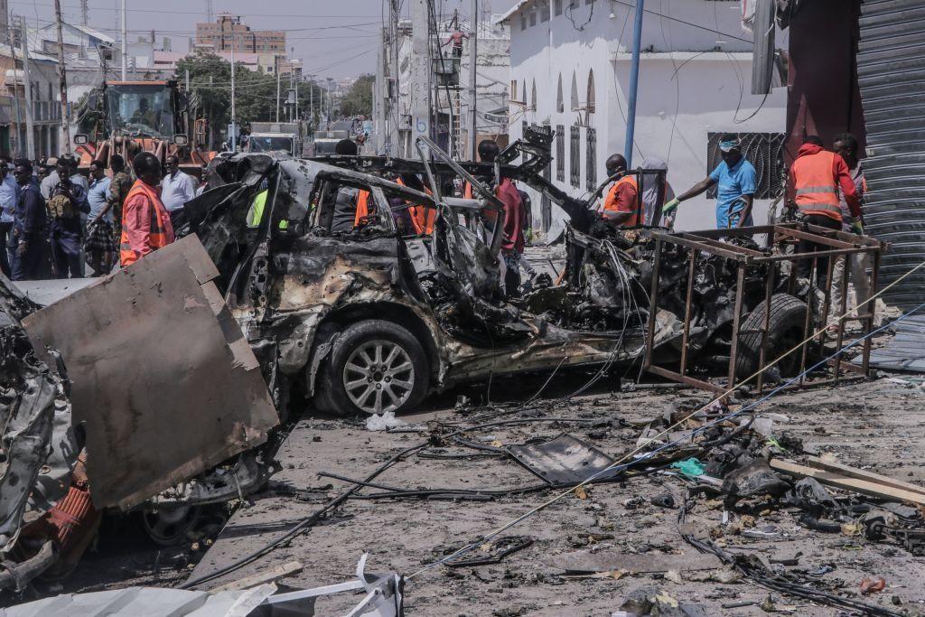 En Somalia