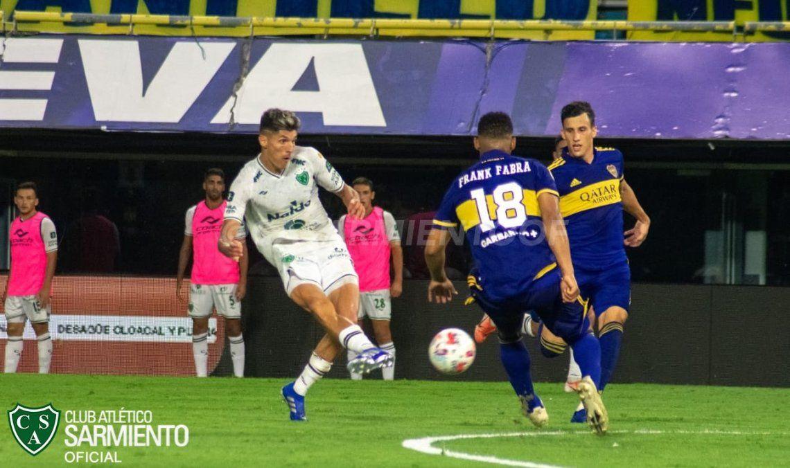 Sarmiento recibe a Talleres en Junín