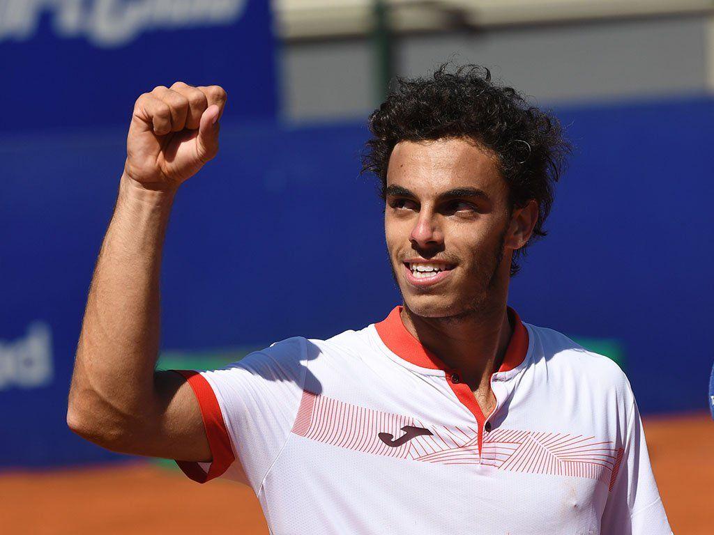 Francisco Cerúndolo sigue viviendo una semana fantástica y es finalista del ATP de Buenos Aires