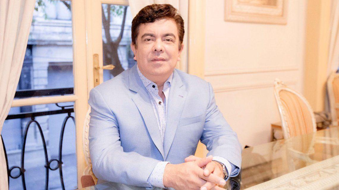 El intendente de La Matanza