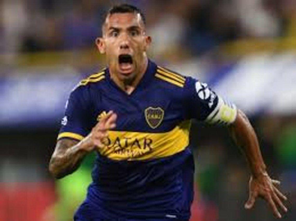 Carlos Tevez vuelve en Boca Juniors